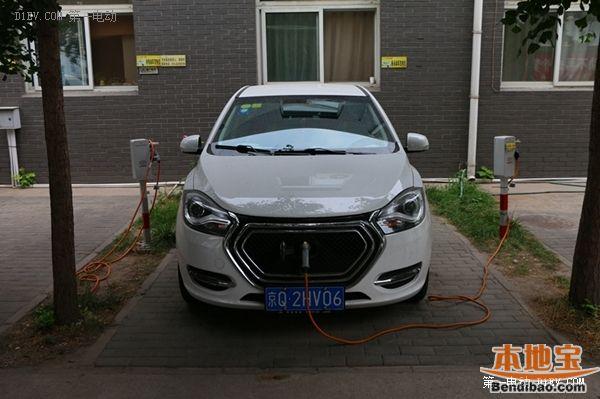 3 江淮电动汽车充电桩安装费用高清图片