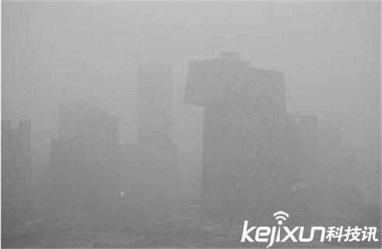 北京雾霾长什么样子?在显微镜下看完你还敢呼吸?