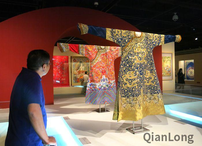 2016北京中秋节去哪玩好 首都博物馆看燕京八绝展(图)