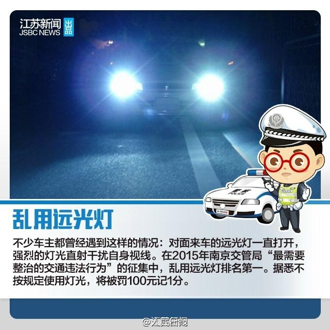 这些最容易忽视的交通违章,然而90%的人都不知道