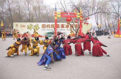 2017北京圆明园庙会时间地点及门票活动