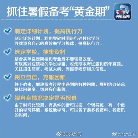 2019考研网上报名注意事项(附网站报名入口)