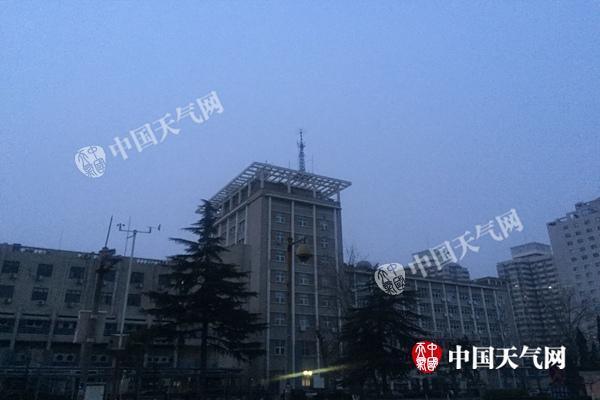 2018年2月19日初四北京天气预报:最高温6℃空气质量将逐渐改善