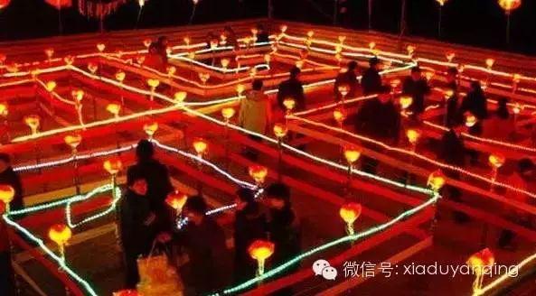 2018延庆九曲黄河灯展开放时间地点交通攻略