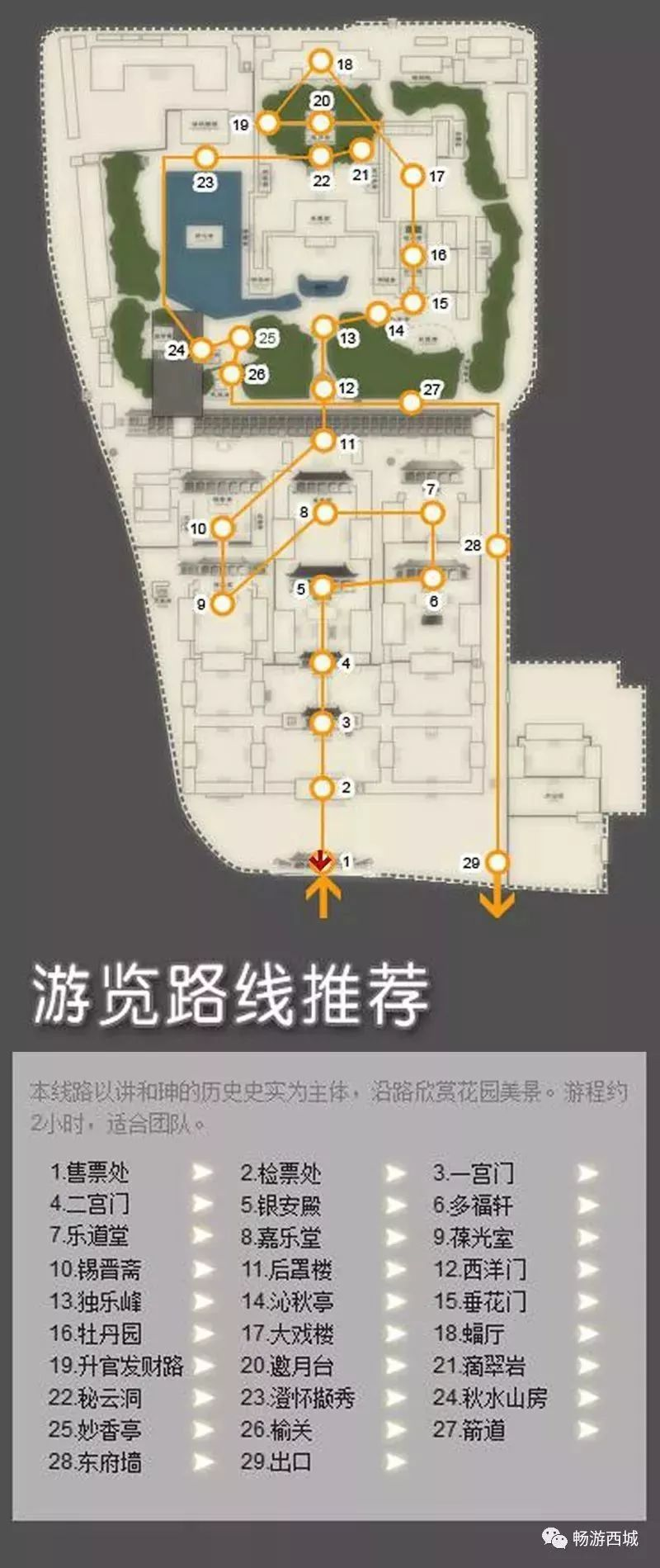 北京恭王府5月11日重新开馆 附最全的参观攻略
