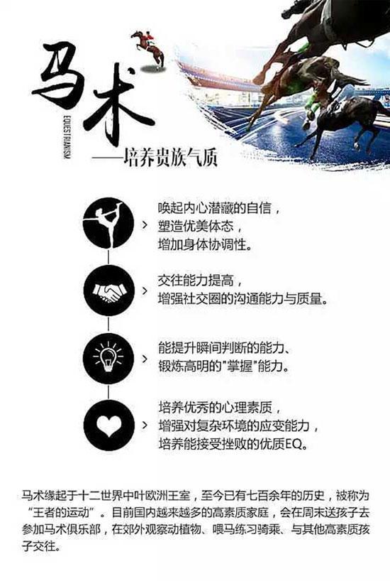 2018北京亲子马术体验课时间、地点、门票及游玩攻略
