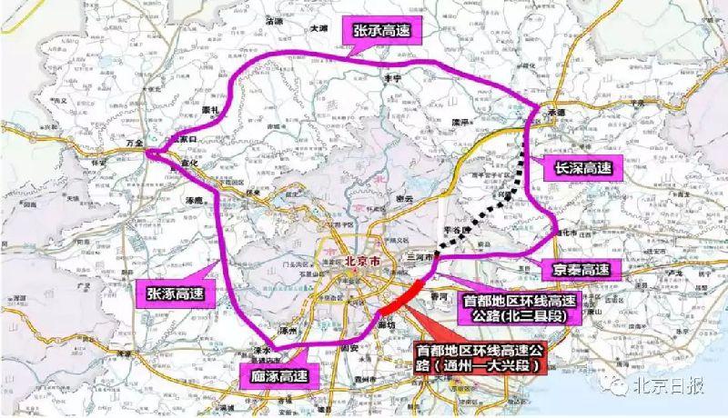 北京大七环通车最新消息