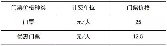 北京凤凰岭自然风景区门票价格(最新)及购票入口
