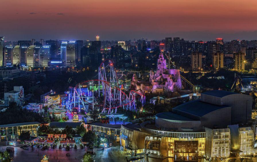 2020北京欢乐谷百艺闹春欢乐节时间门票及活动攻略