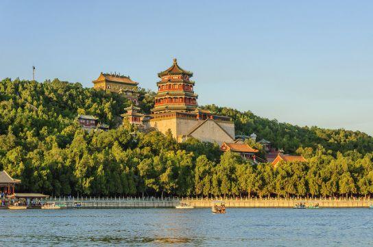 北京頤和園耕織圖景觀歷史文化展亮點有哪些?