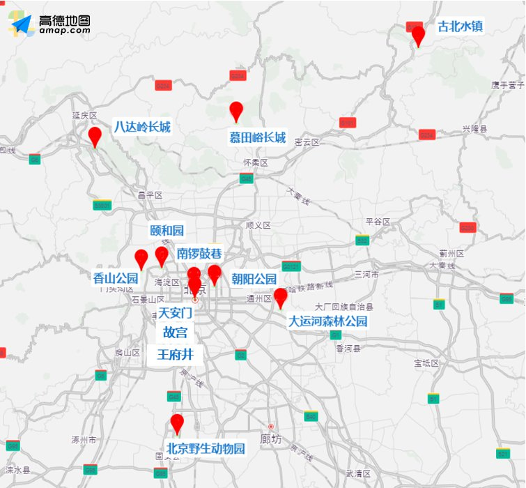 2019年10月19日至10月25日一周北京交通出行提示