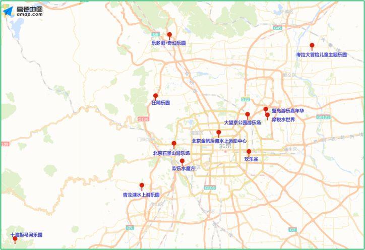 6月15日至21日一周北京交通出行提示