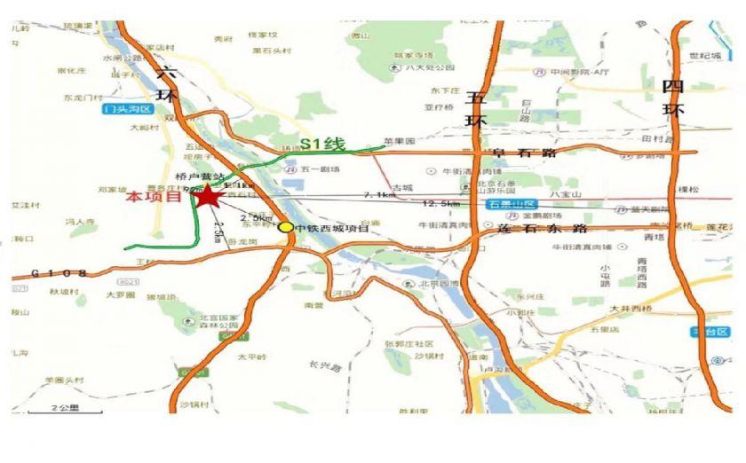 2020門頭溝區北京諾德彩園共有產權房申購時間