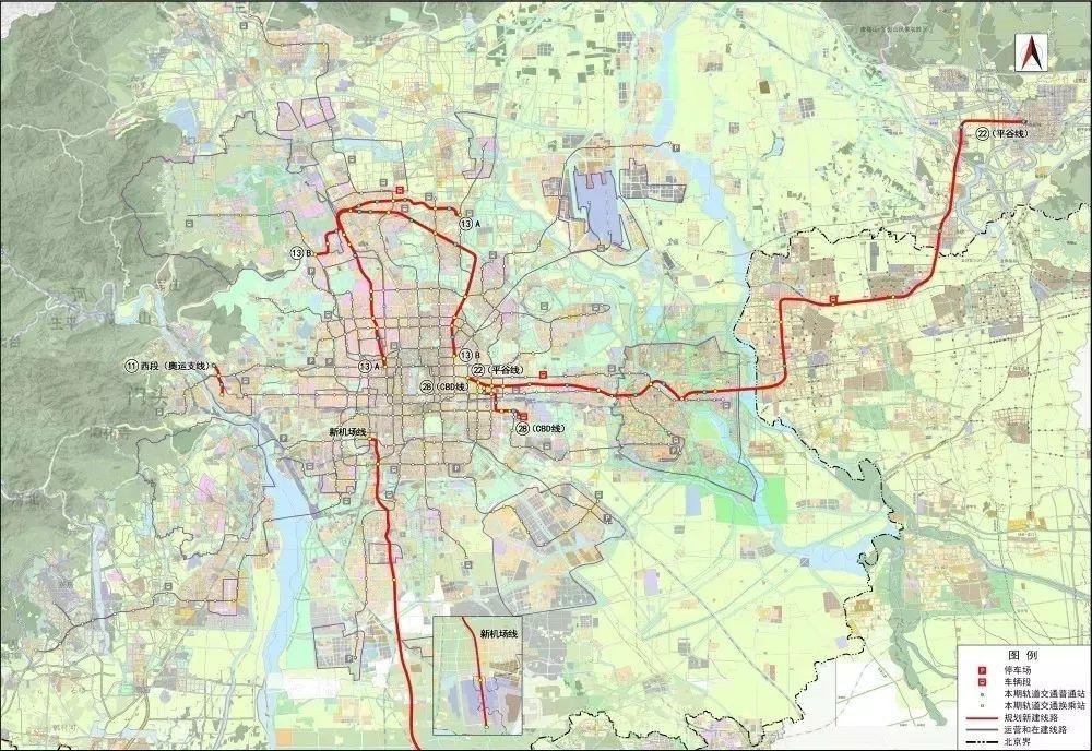 6月11日起北京21個重大項目月底前集中開工