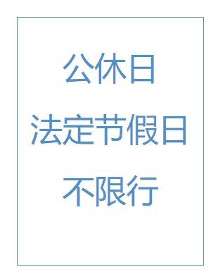 北京2021年5月8号限行吗?
