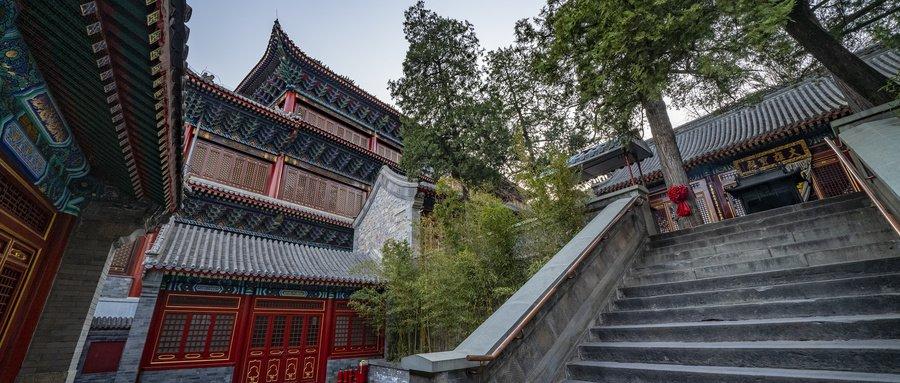 2019北京八大年夜处公园红叶最好观赏时间+最好观赏地点