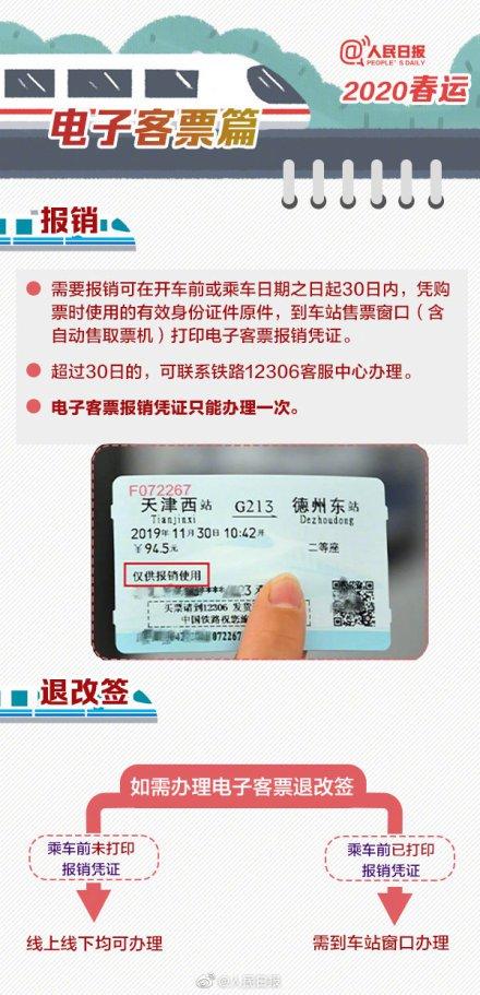 2020春运火车票抢票全攻略(购票日历 关键时间点)
