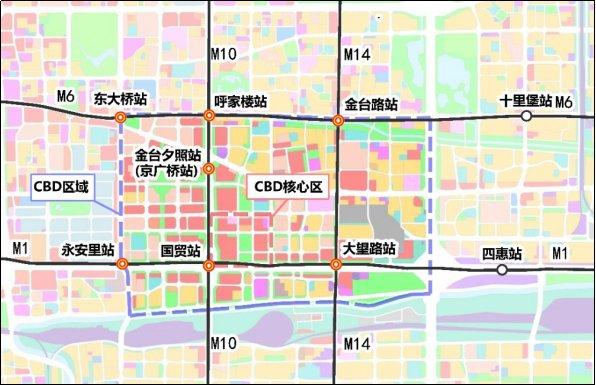 北京地铁28号线广渠路站在哪里?附28号线换乘站点