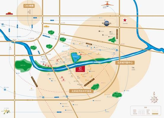 2020年北京通州区北投和苑共有产权房产权比例是多少?附申购入口