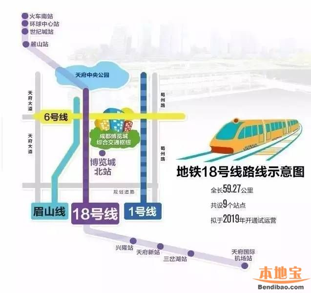 成都天府国际机场怎么去 地铁 大巴 出租车 高铁图片