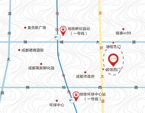 2018毛不易成都演唱会交通指南