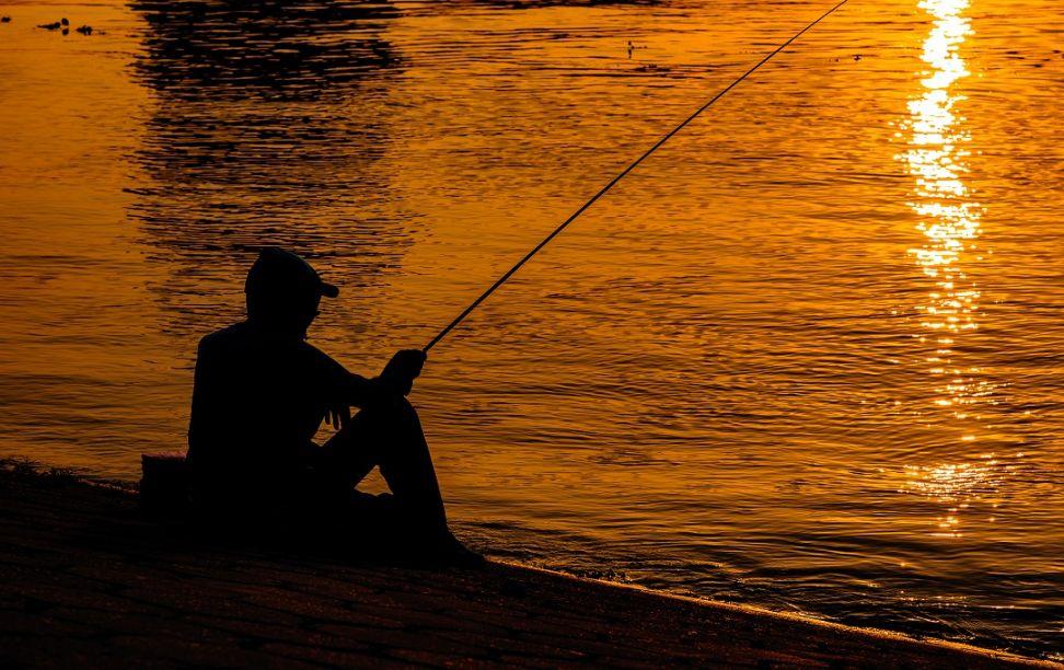 成都钓鱼之一年四季适用的钓鱼法则
