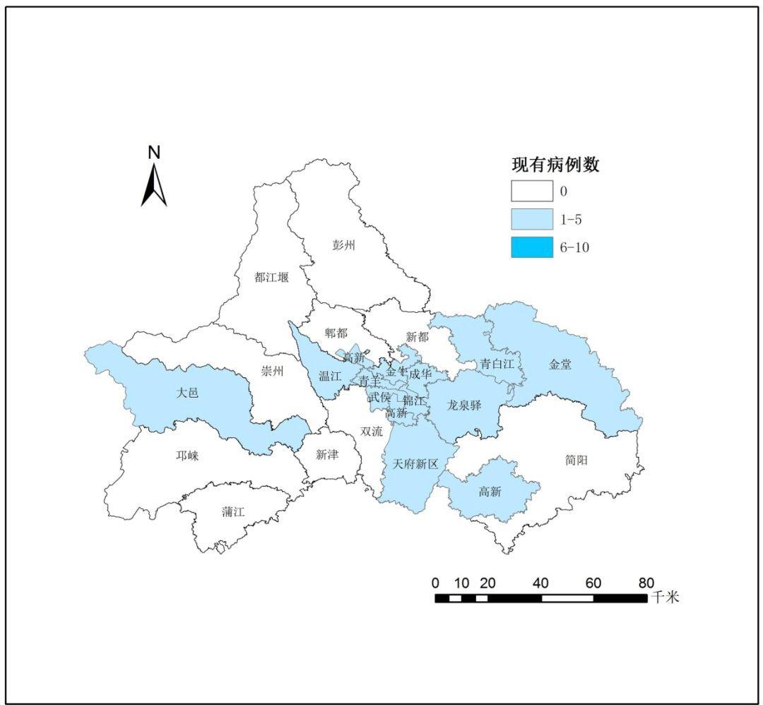 成都各区疫情地图(持续更新)