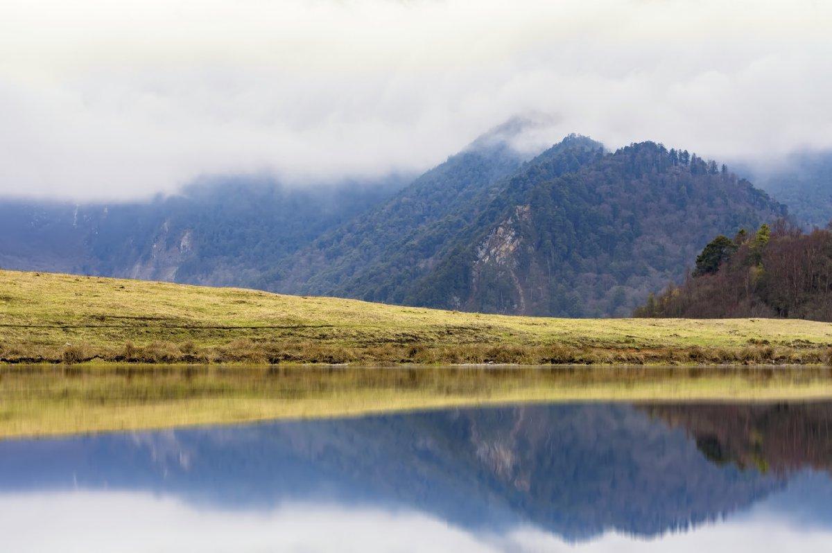 九寨沟美景图片