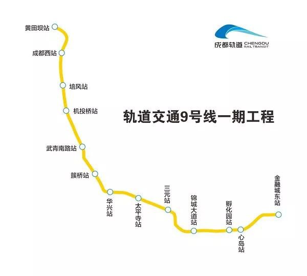 成都市地铁9号线一期热滑试验