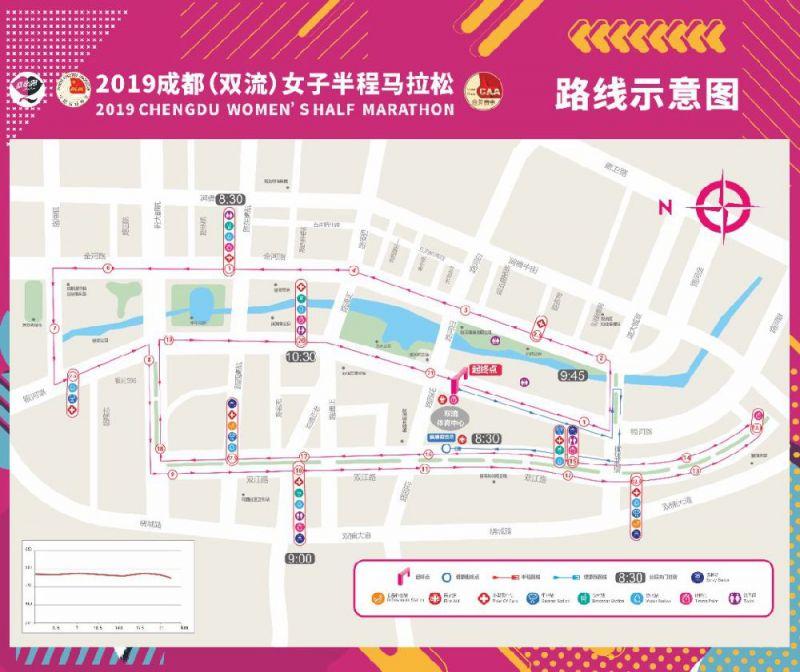 2019成都女子半程马拉松比赛地点在哪里?