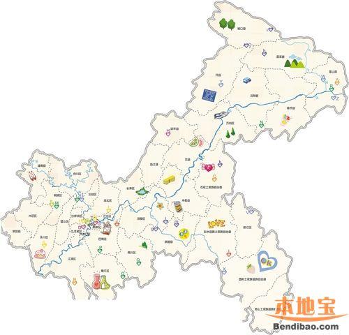 重庆爱情地图公布 多条爱情旅游线路推荐