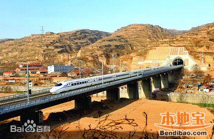 汉巴渝高铁站点设置