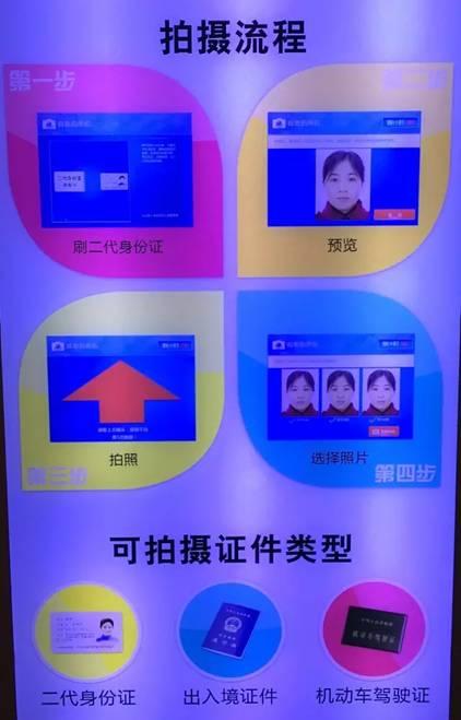 重庆身份证自助办理点在什么地方