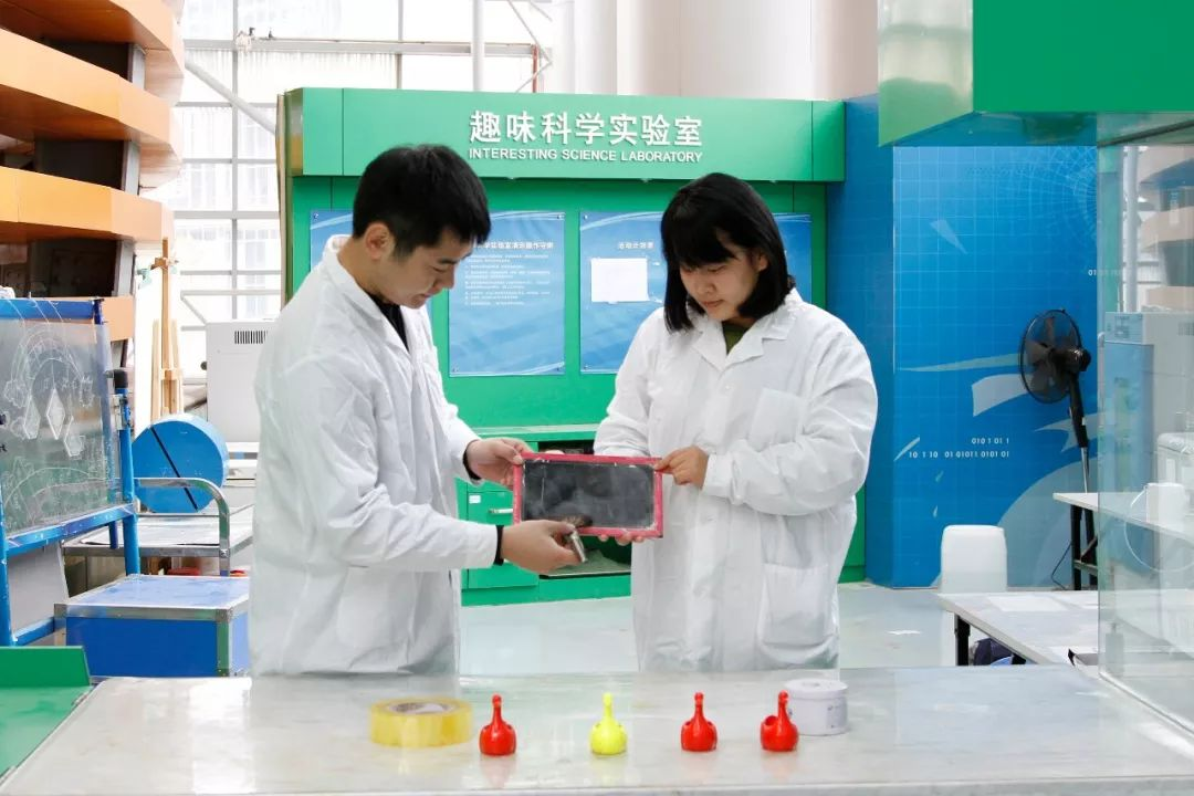 2018年国庆中秋科技馆活动一览