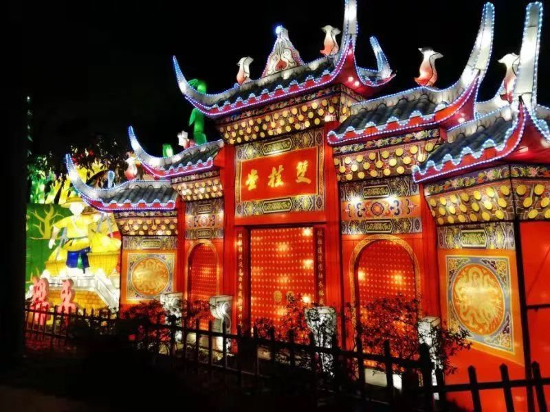 2019重庆国庆灯光展时间、地点、门票