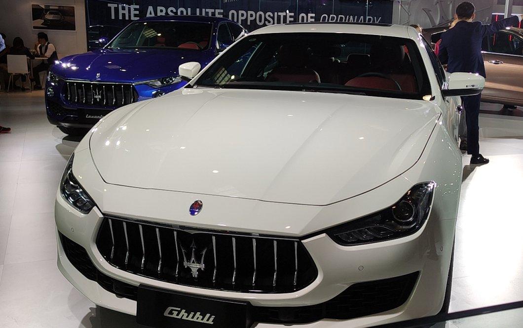 2020重庆国际车展现场实拍图一览
