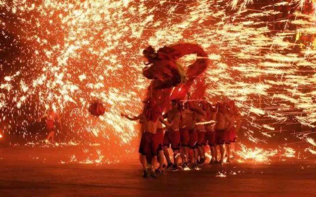 2019重庆铜梁火龙非物质文化暨花海节时间、地点、门票