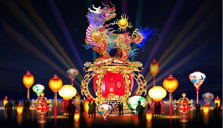 2020重庆长寿湖迎春灯会时间、地点、门票