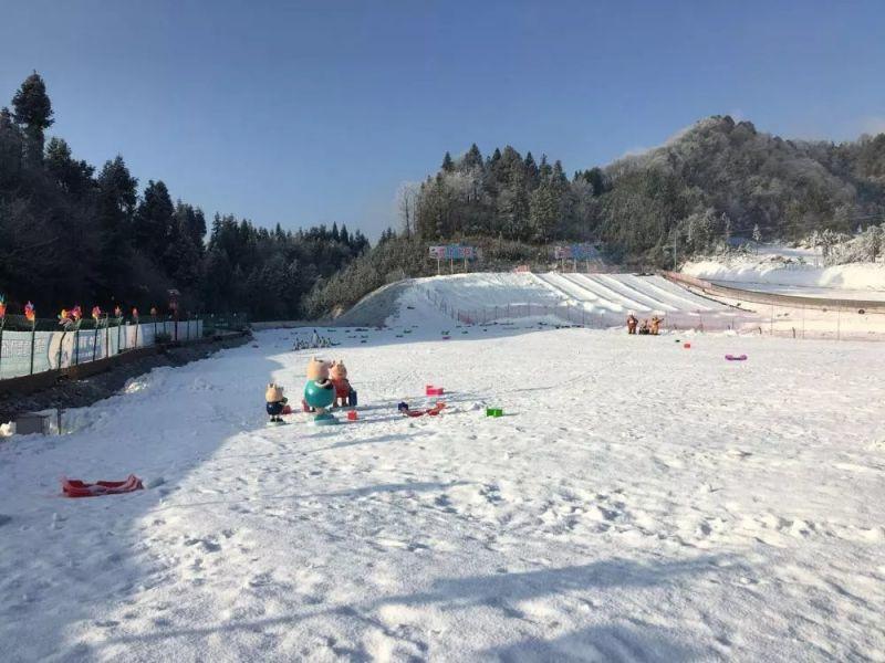 2019重庆冷水国际滑雪场游玩攻略(时间、门票、交通)