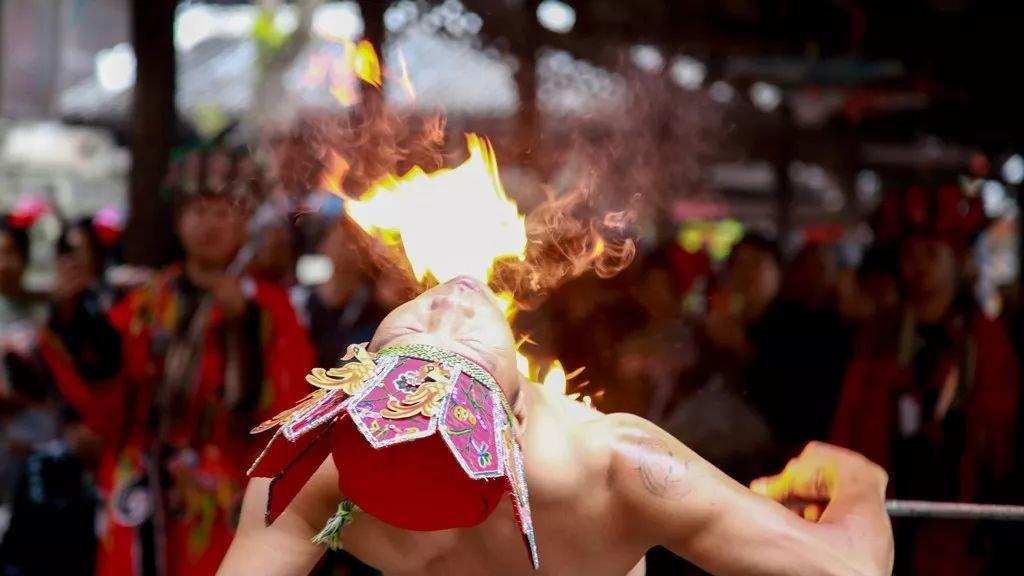 2020重庆蚩尤九黎城新春民俗文化彩灯节时间、地点、门票
