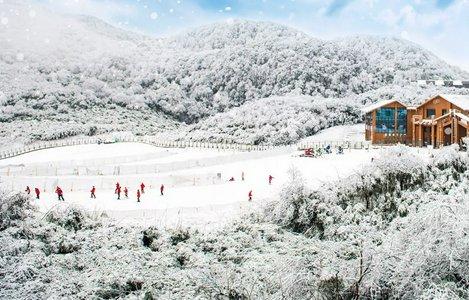 2019重庆哪里可以玩雪 重庆周边看雪地方推荐