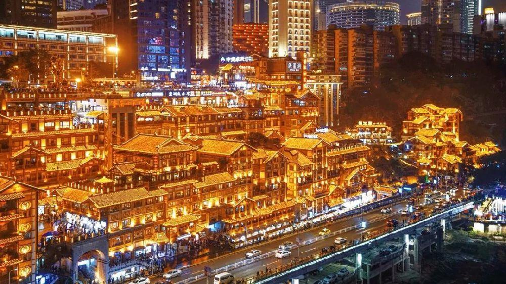 2019重庆洪崖洞游玩全攻略(预约、开灯时间、最佳观赏点)