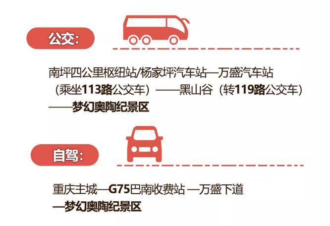 2019重庆玻璃栈道汇总(门票价格 地点)