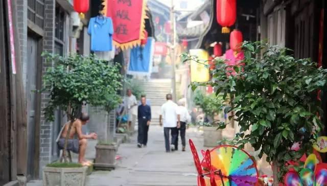 2020春节重庆周边古镇一日游