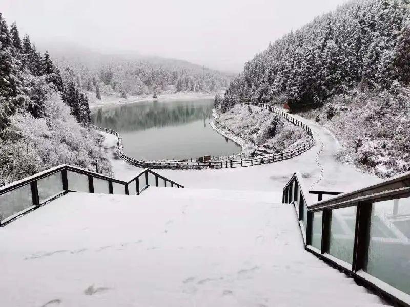 2021重庆涪陵下雪了吗?(持续更新)