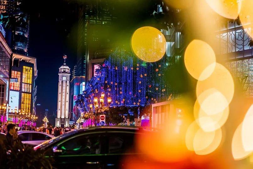 2020重庆跨年夜五大商圈交通管制(时间 路段)