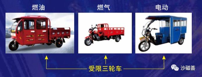 重庆三轮车限行路段