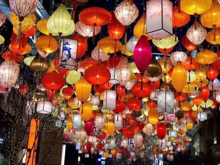 2020重庆春节灯会