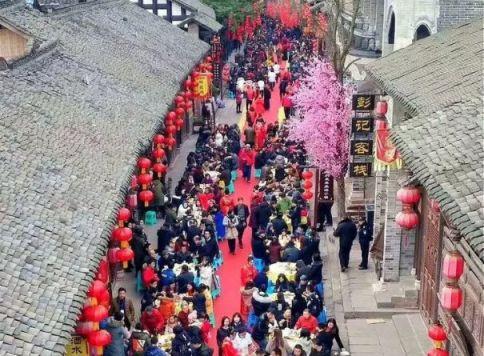 2020重庆潼南双江古镇年俗文化节活动时间表