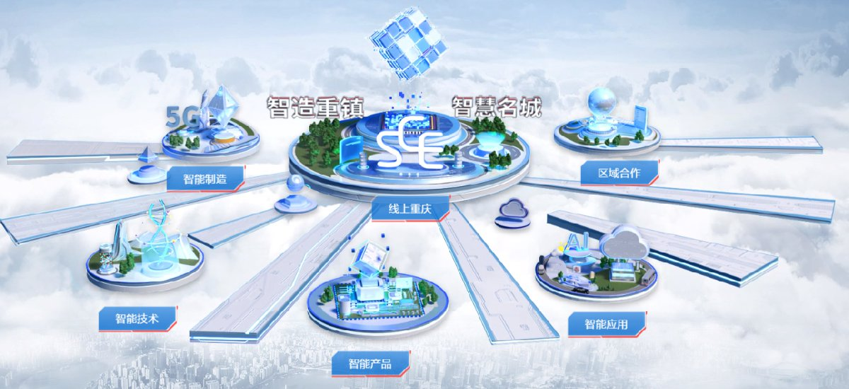 2020重庆智博会线上展厅什么时候开放?
